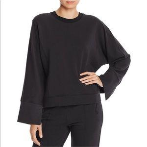 Joie Ashton Wide Sleeve Fleece Sweatshirt